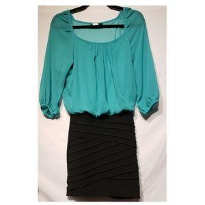 B.Smart causal dress size 5/6